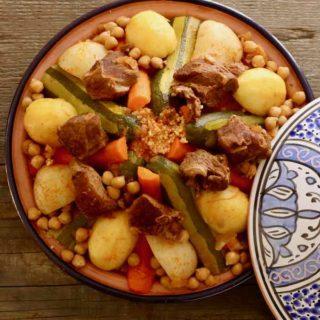 Poulet nyembwe recette gabonaise 196 flavors - Recette cuisine couscous tunisien ...