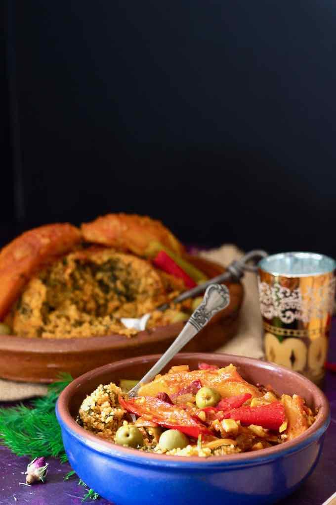 couscous au fenouil