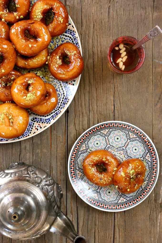 Tunisian yoyos