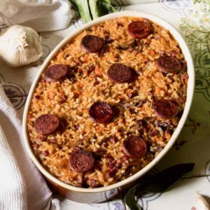 Portugal: Arroz de Pato