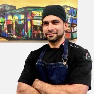 Chef Miguel Figueredo