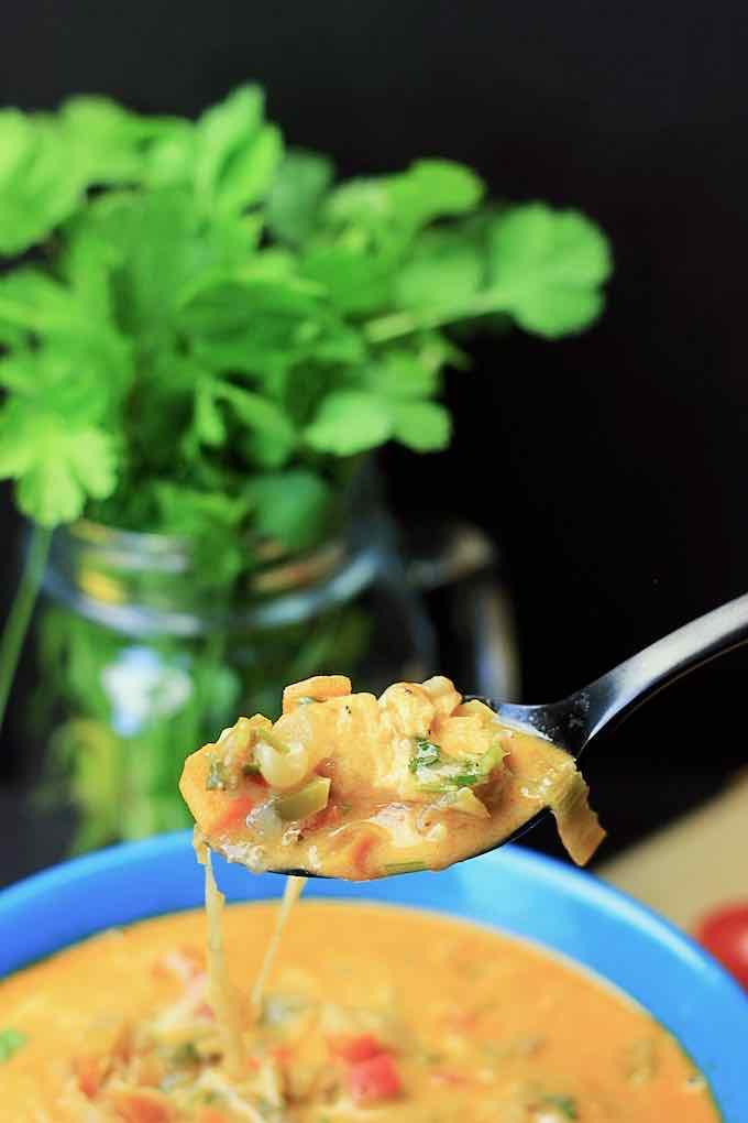 Paraguayan soup