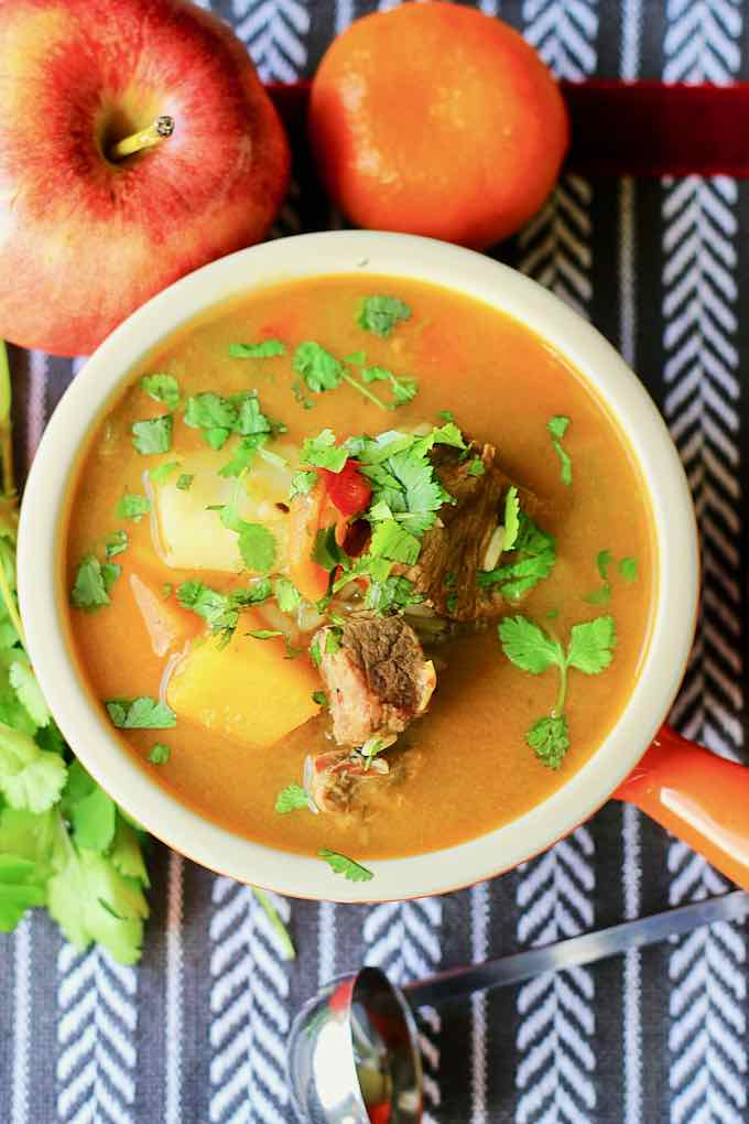 soup paraguayenne