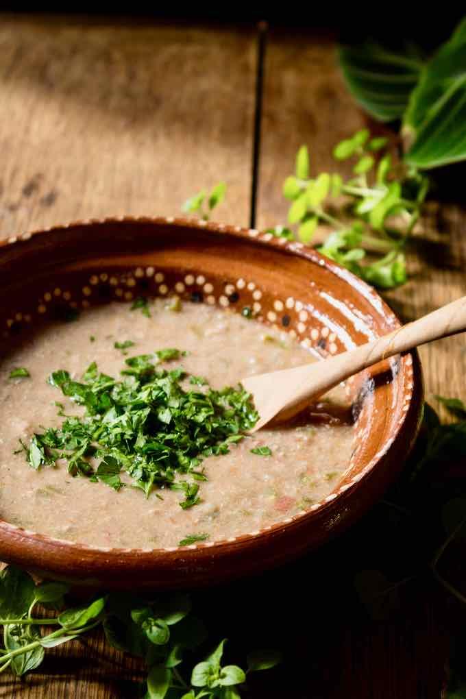 sopa soyo