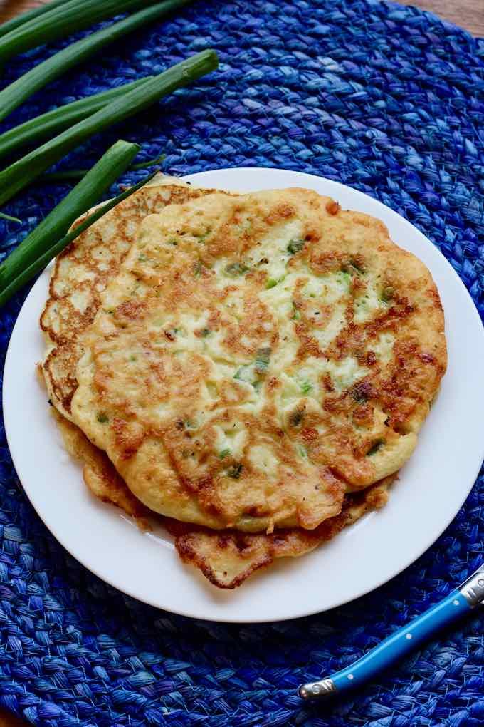 Paraguaya omelette