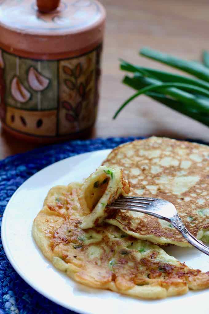 Paraguayan tortilla