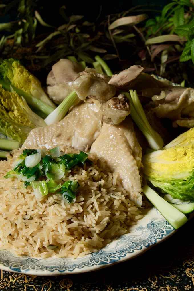 poulet cambodgien