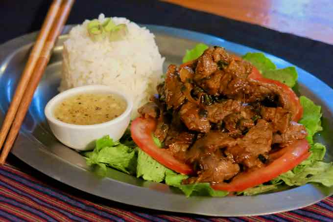Lok Lak - Traditional Recipe from Cambodia | 196 flavors