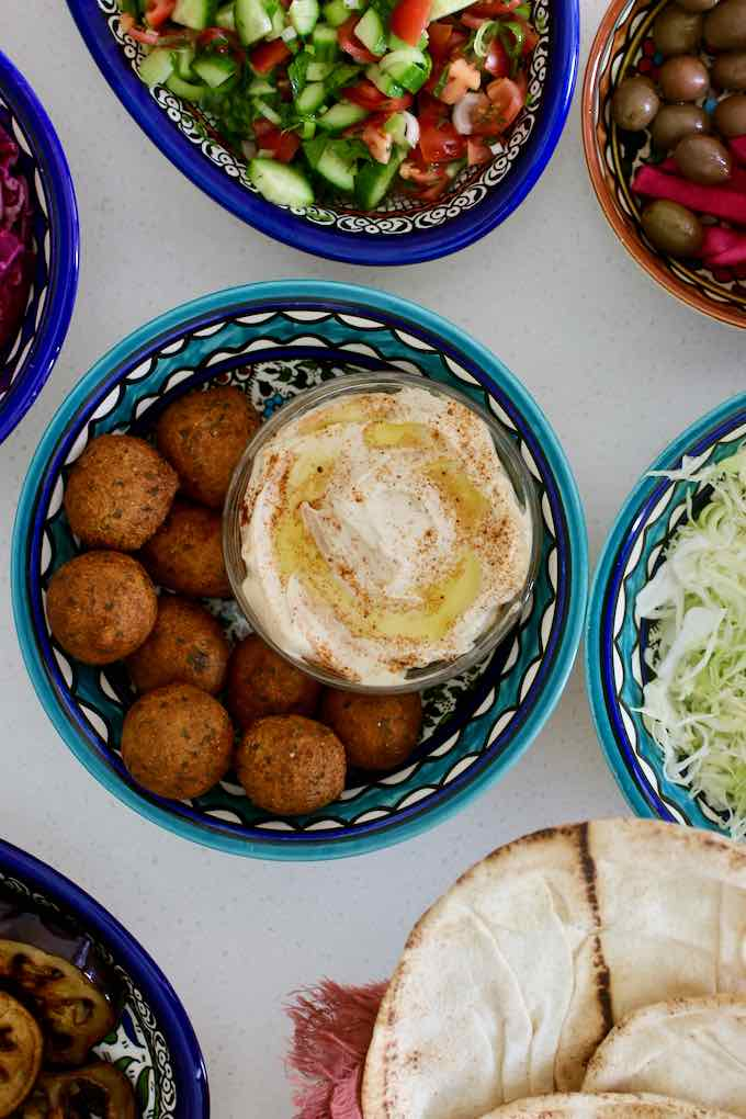 falafel tradicional