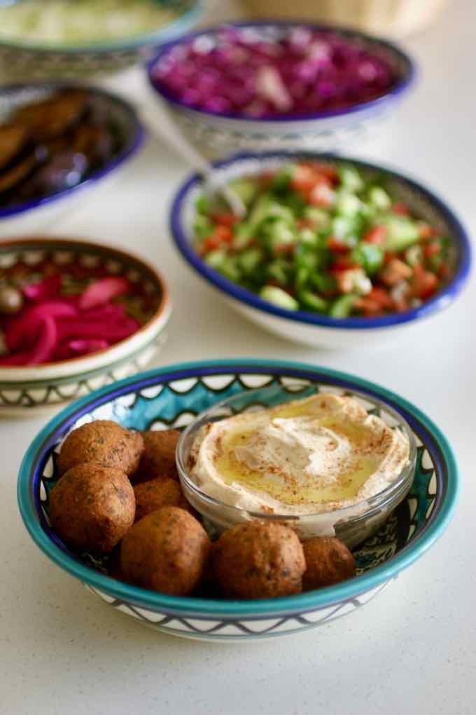 falafel autentico