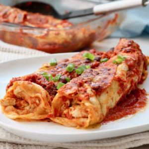 Mexico: Enchiladas
