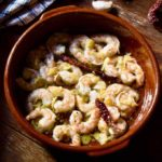 Spain: Gambas al Ajillo (Garlic Prawns)