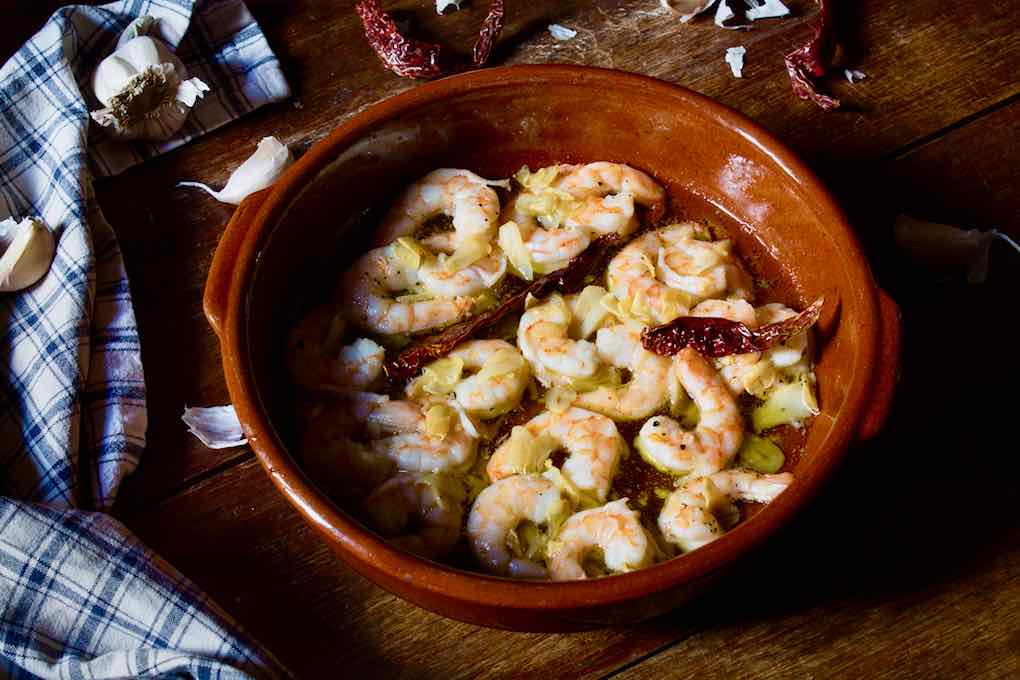 Gambas Al Ajillo Traditional Spanish Recipe 196 Flavors