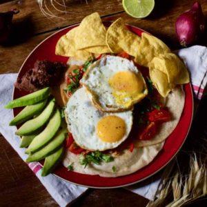 Mexico: Huevos Rancheros