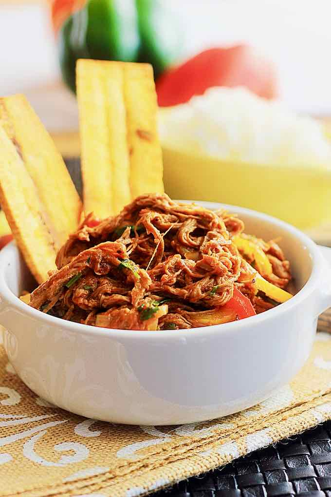 ropa vieja authentique