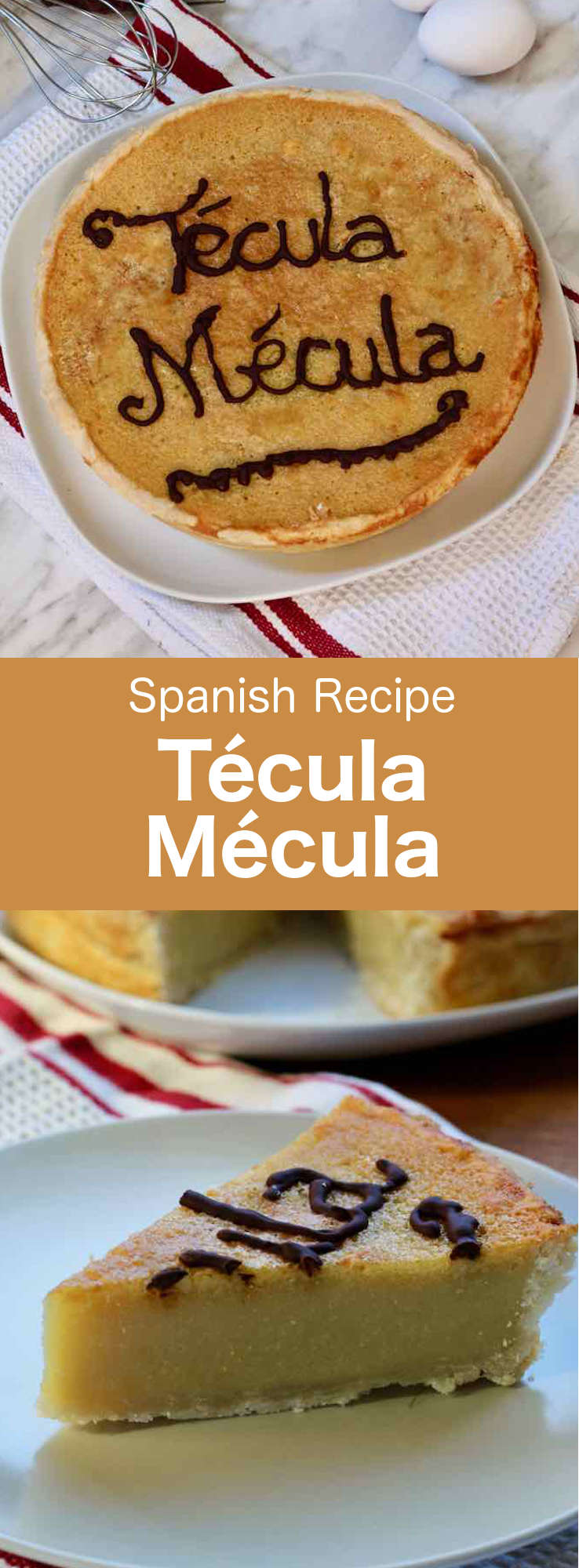 Tecula Mecula is a delicious traditional dessert from the Extremadura region of western Spain that is prepared with almond and egg yolks. #SpanishCuisine #Spain #SpanishRecipe #SpanishFood #WorldCuisine #196flavors