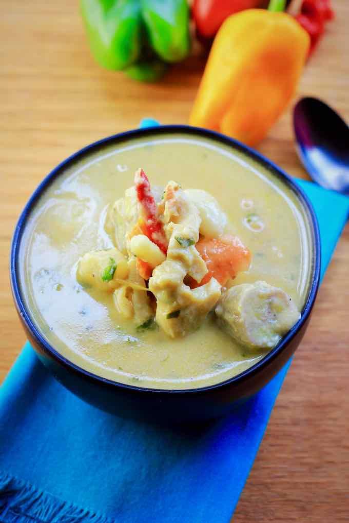 sopa de Honduras