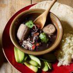 Honduras : Sopa de Frijoles