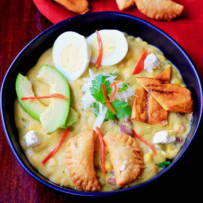 Fanesca - Traditional and Authentic Ecuadorian Recipe   196 flavors