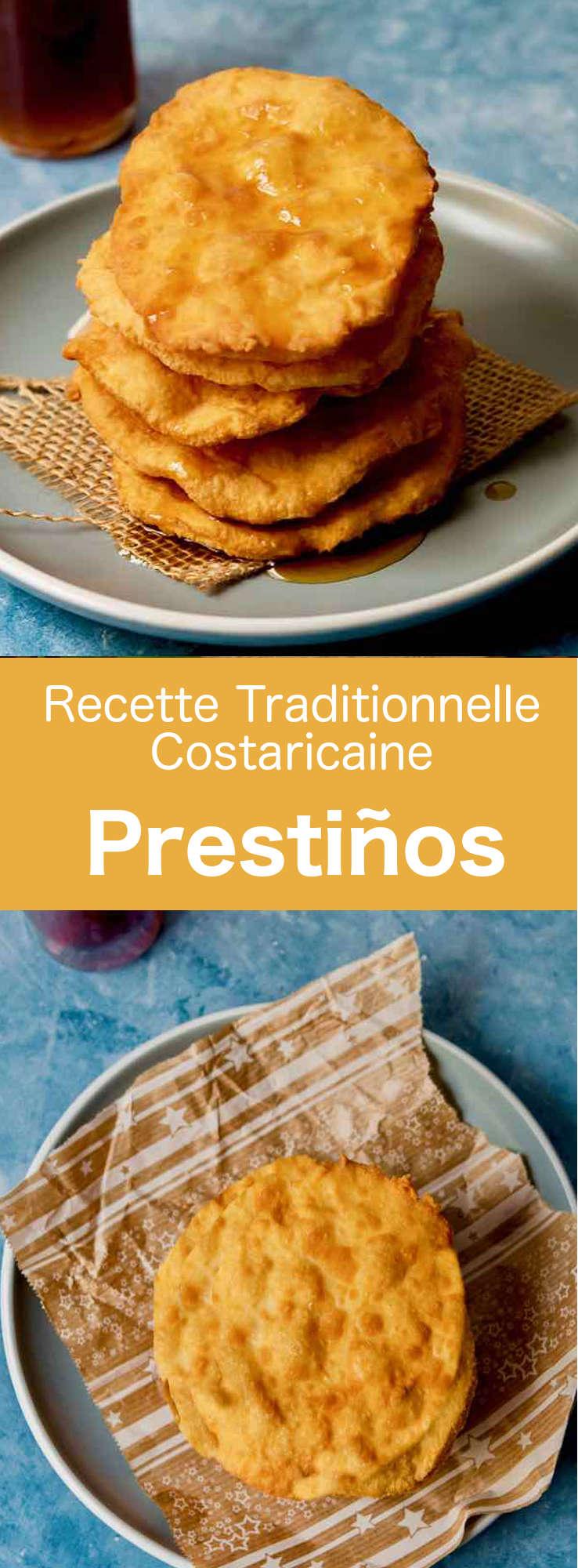 Les prestiños sont des beignets traditionnels du Costa Rica, composés d'une pâte fine frite et d'un sirop de tapa de dulce (panela). #CostaRica #RecetteCostaricaine #CuisineCostaRicaine #CuisineDuMonde #196flavors