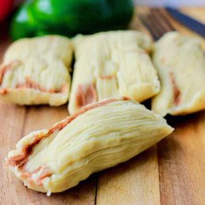 tamales pisques