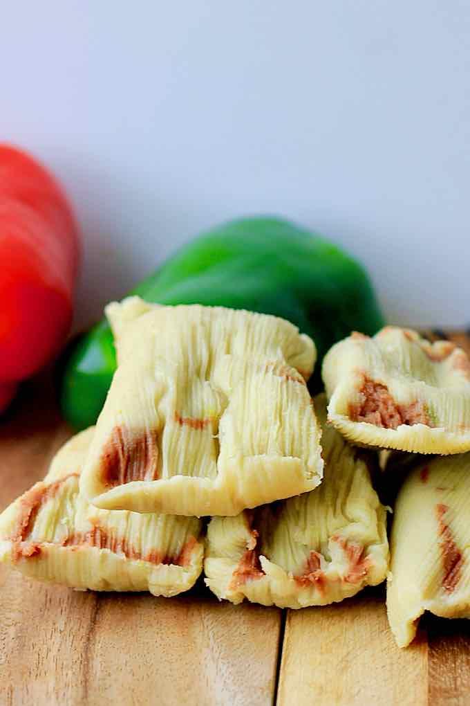 tamales salvadoriens