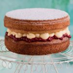 United Kingdom: Victoria Sponge Cake