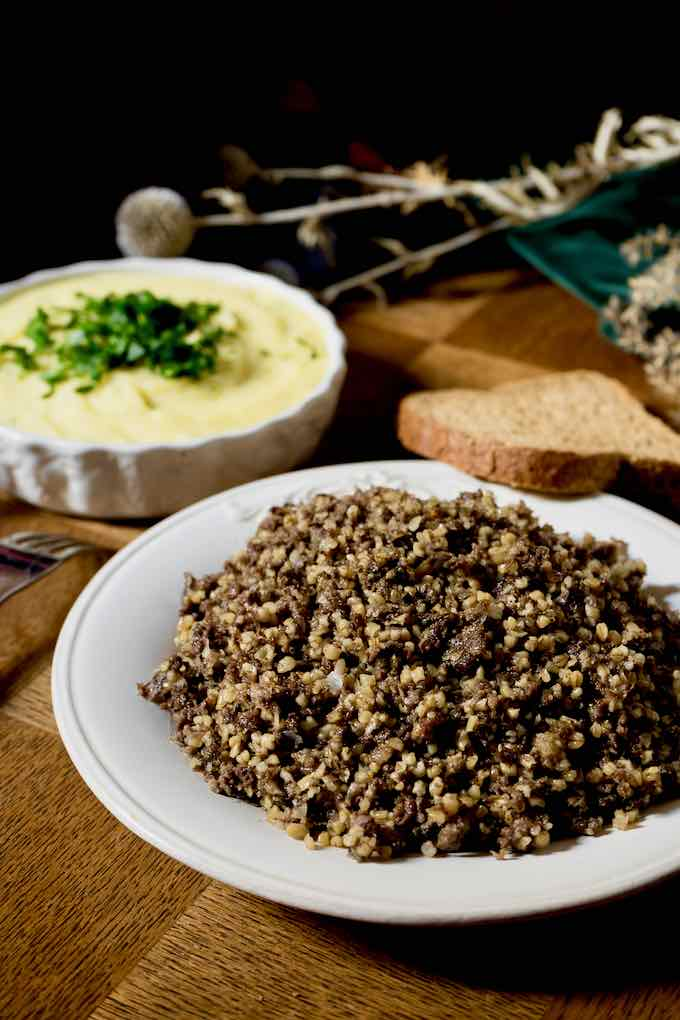 haggis traditionnel