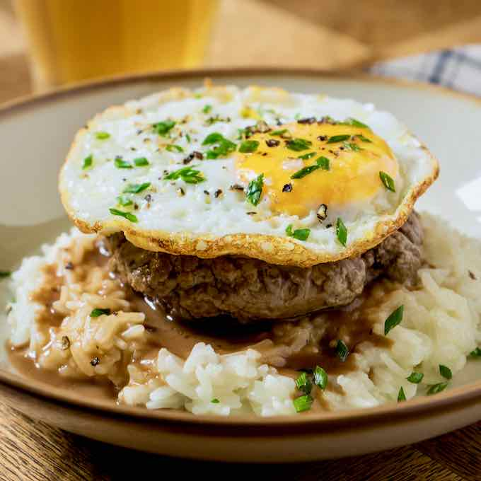 Loco Moco Traditional Hawaiian Recipe 196 Flavors