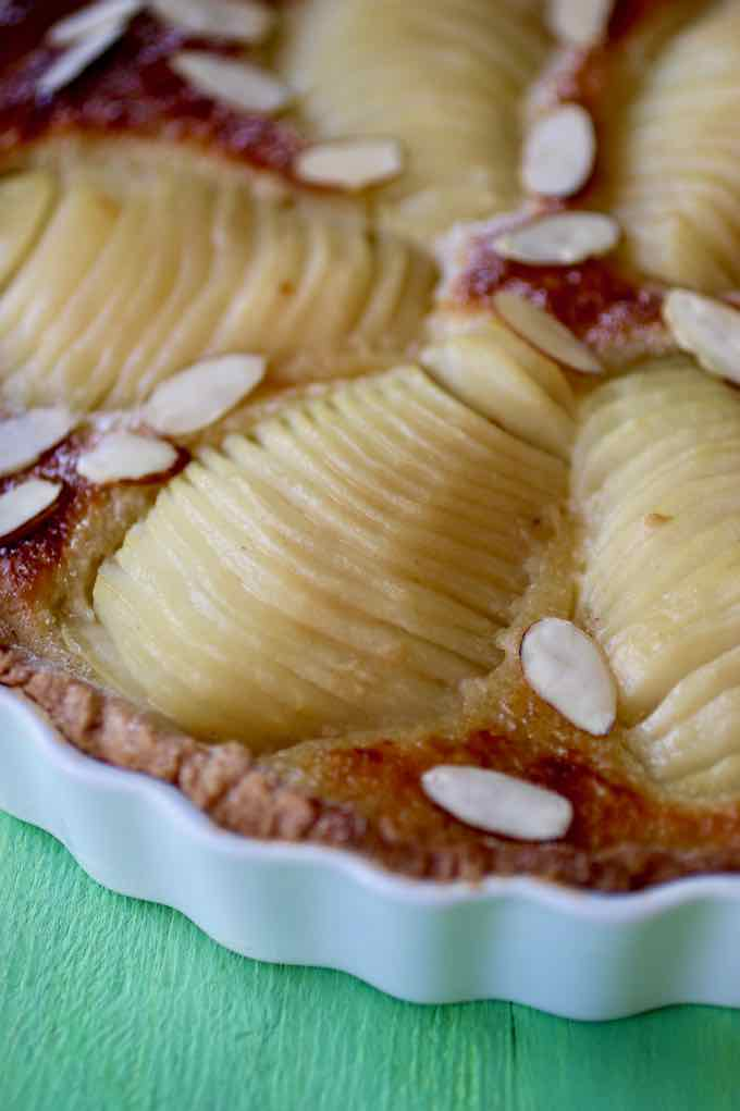 tarte bourdaloue traditionnelle