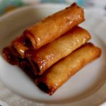 Morocco: Almond Cigars (Cigares aux Amandes)