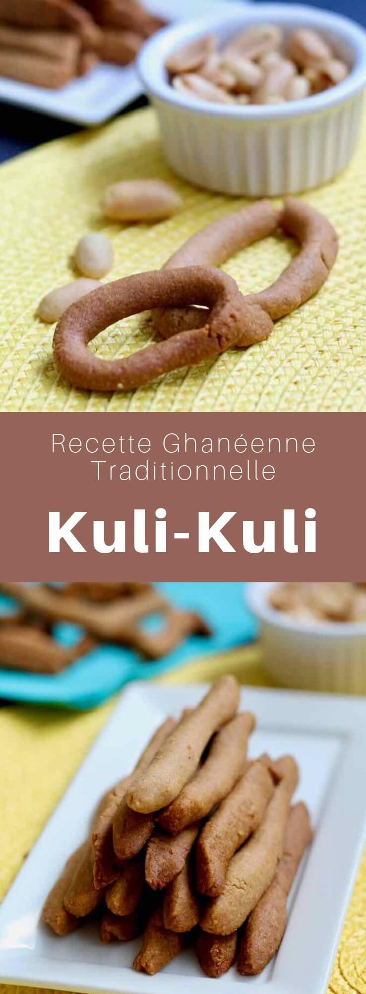 Le kuli-kuli est un snack frit ouest-africain à base d'arachides, populaire au Nigeria, au Bénin, dans le nord du Cameroun et au Ghana. #Ghana #Afrique #AfriqueDeLouest #RecetteAfricaine #CuisineAfricaine #CuisineDuMonde #196flavors