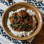 Ghana: Shoko (Beef and Alefu Stew)