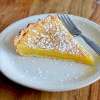 chess pie