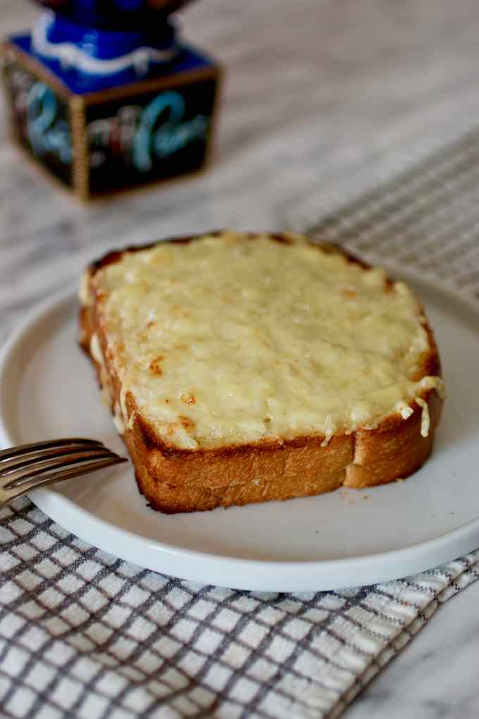 croque-monsieur authentique