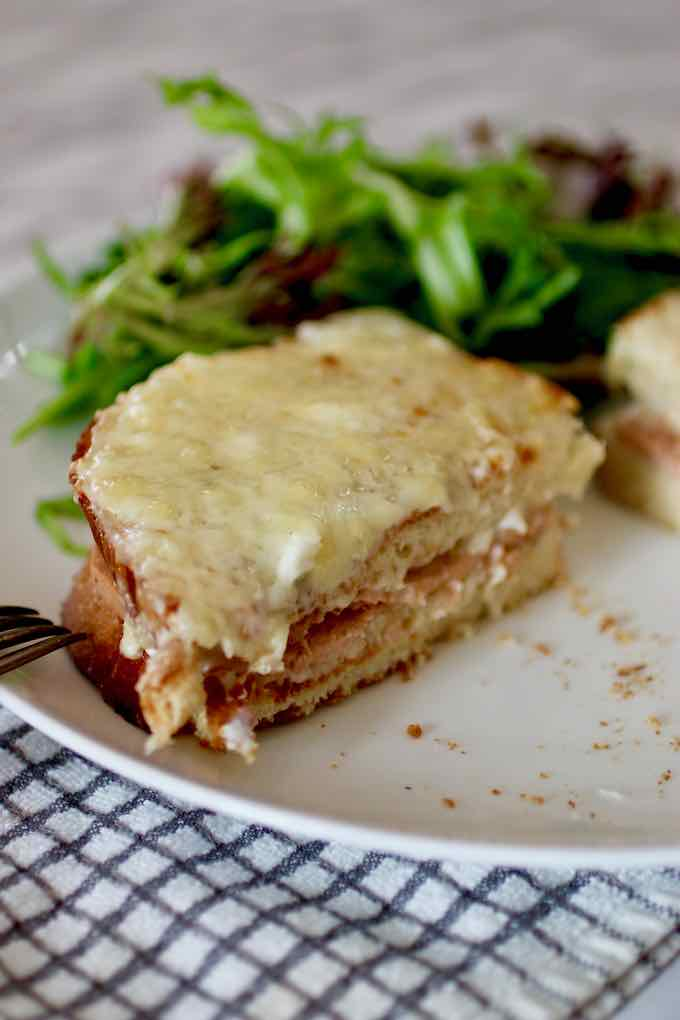 croque-monsieur tradicional