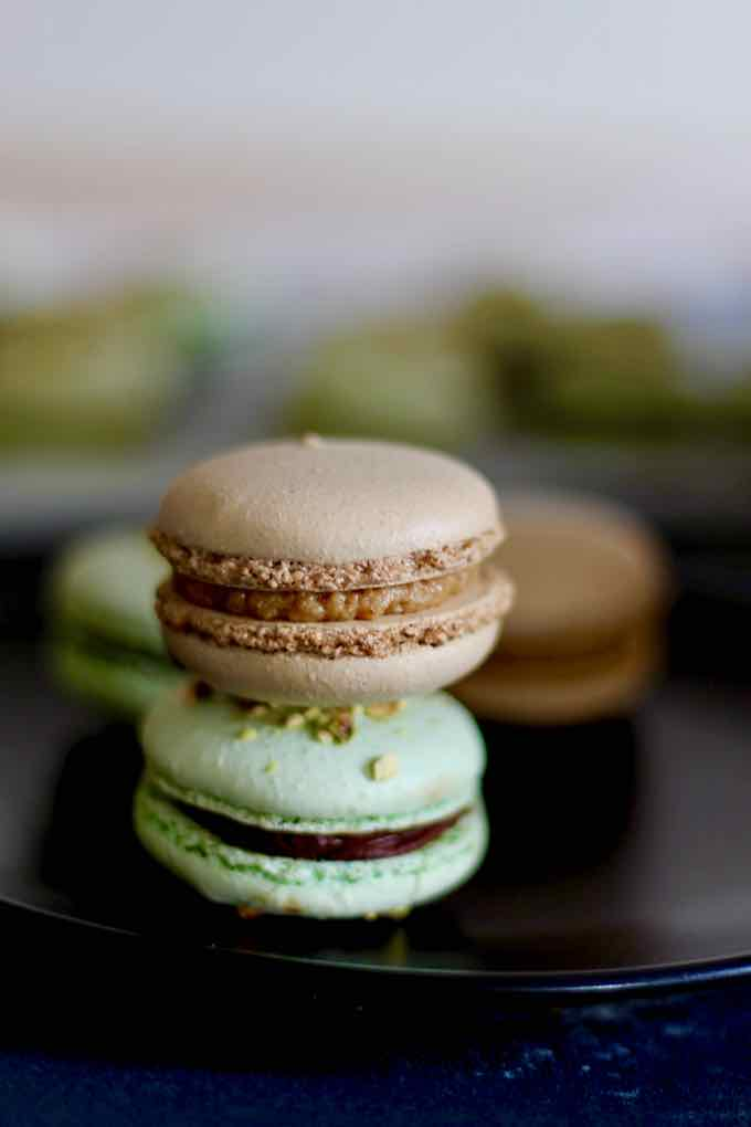macaron traditionnel
