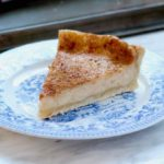 Etats-Unis : Sugar Cream Pie