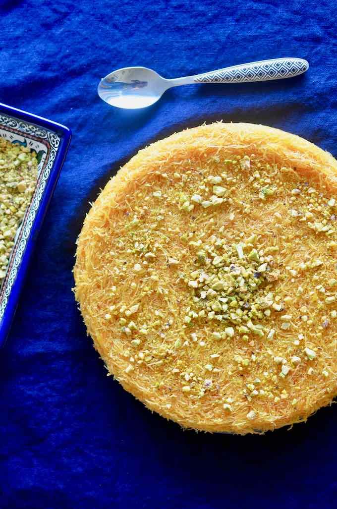 authentic kanafeh