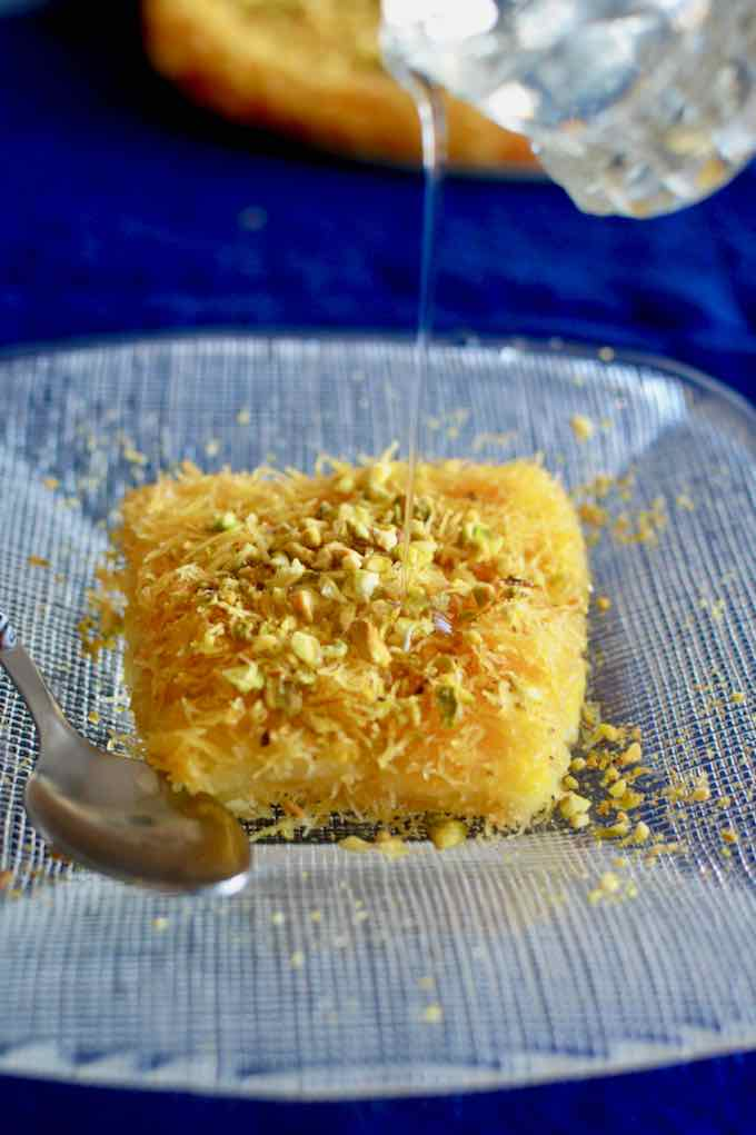 kanafeh traditionnel