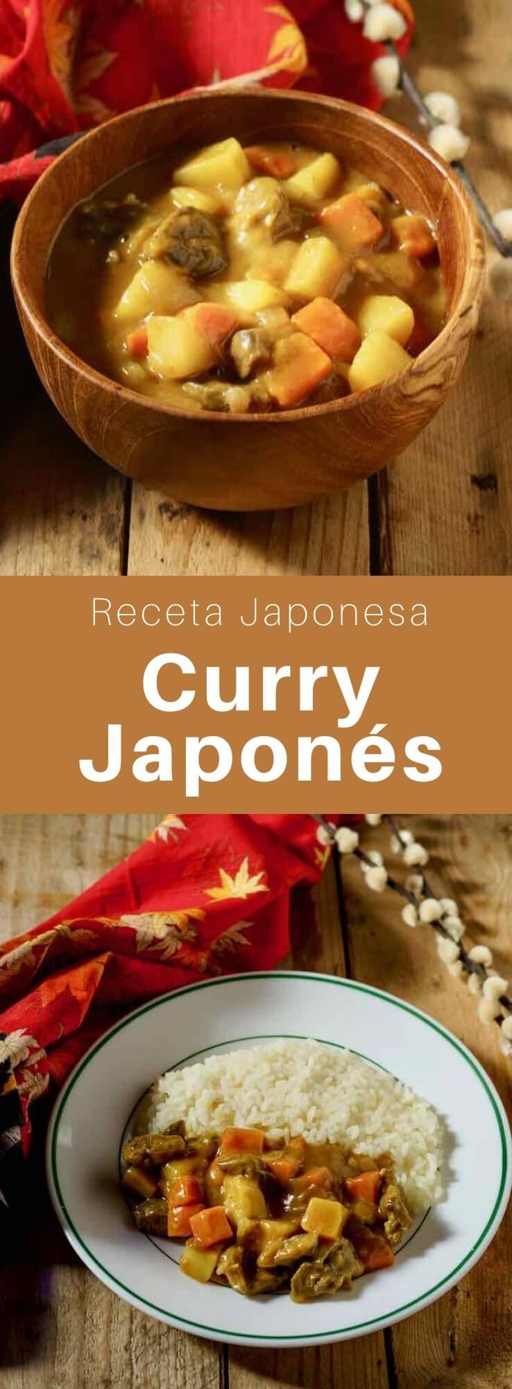 El curry japonés (カレ), a veces llamado karī, es uno de los platos más populares en Japón y consiste en verduras al curry, carne y arroz.