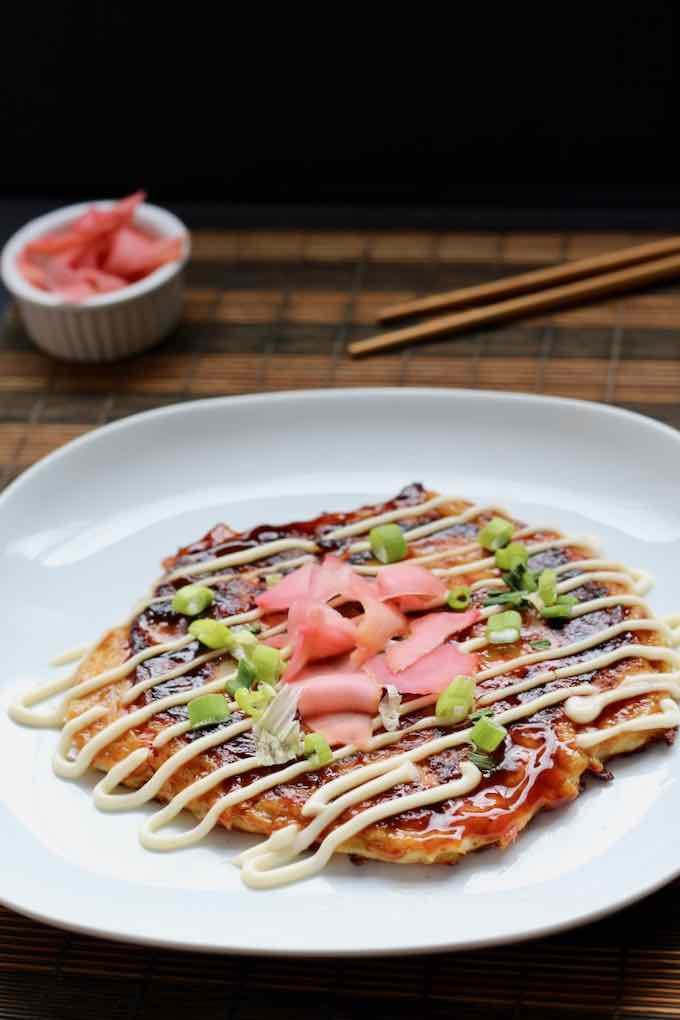 traditional okonomiyaki