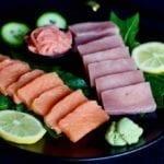 Japón: Sashimi