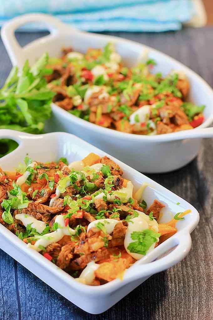 Australian halal snack pack