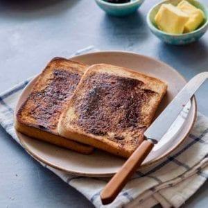 vegemite toast