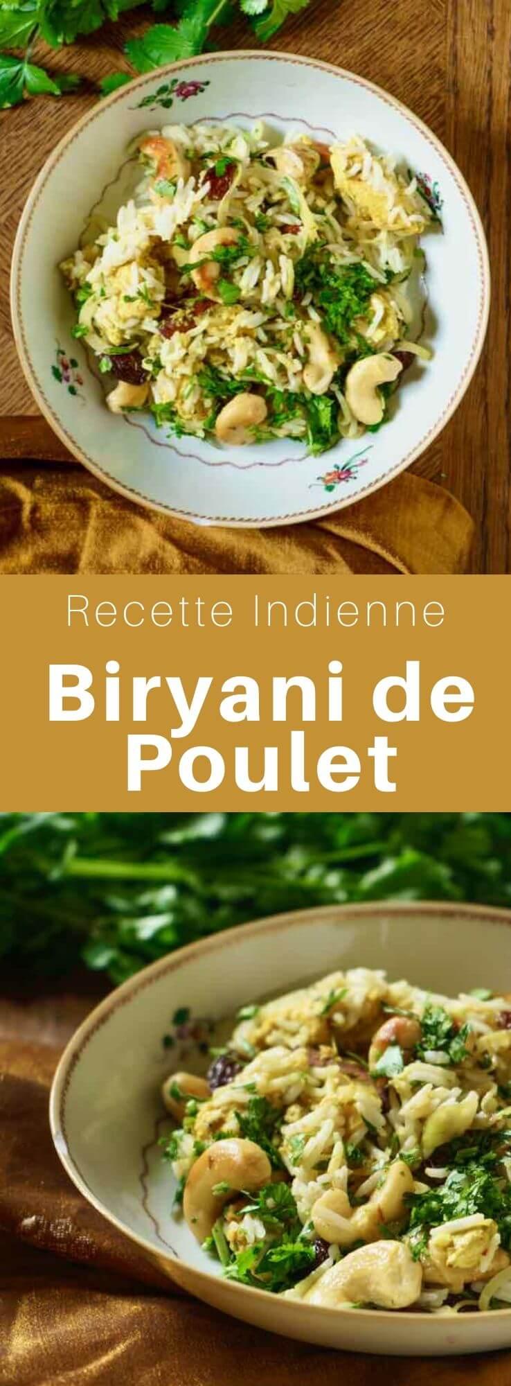 Biryani Au Poulet Recette Traditionnelle Indienne 196 Flavors
