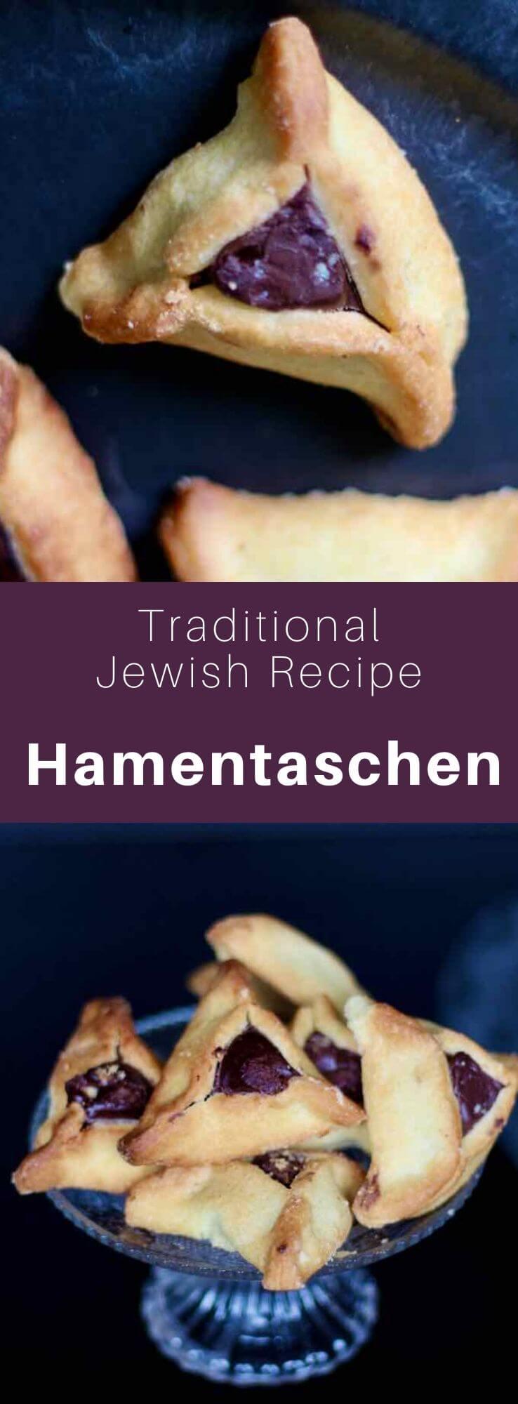 Hamentaschen or oznei Haman (