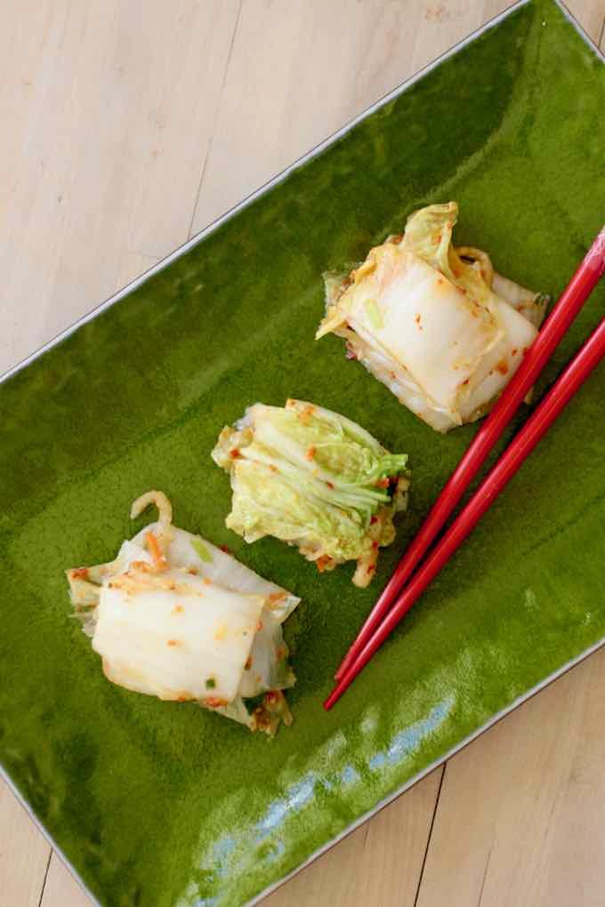 kimchi coréen