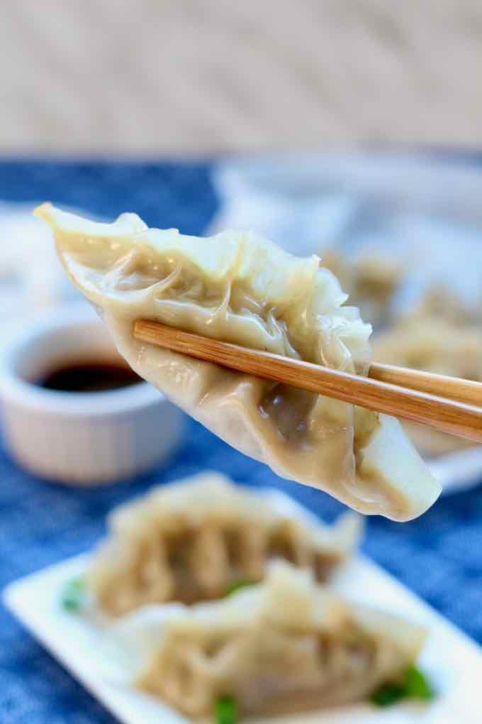 dumpling coreano