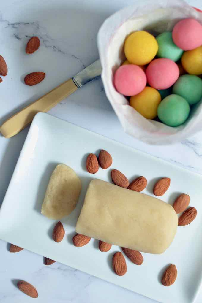 authentic marzipan